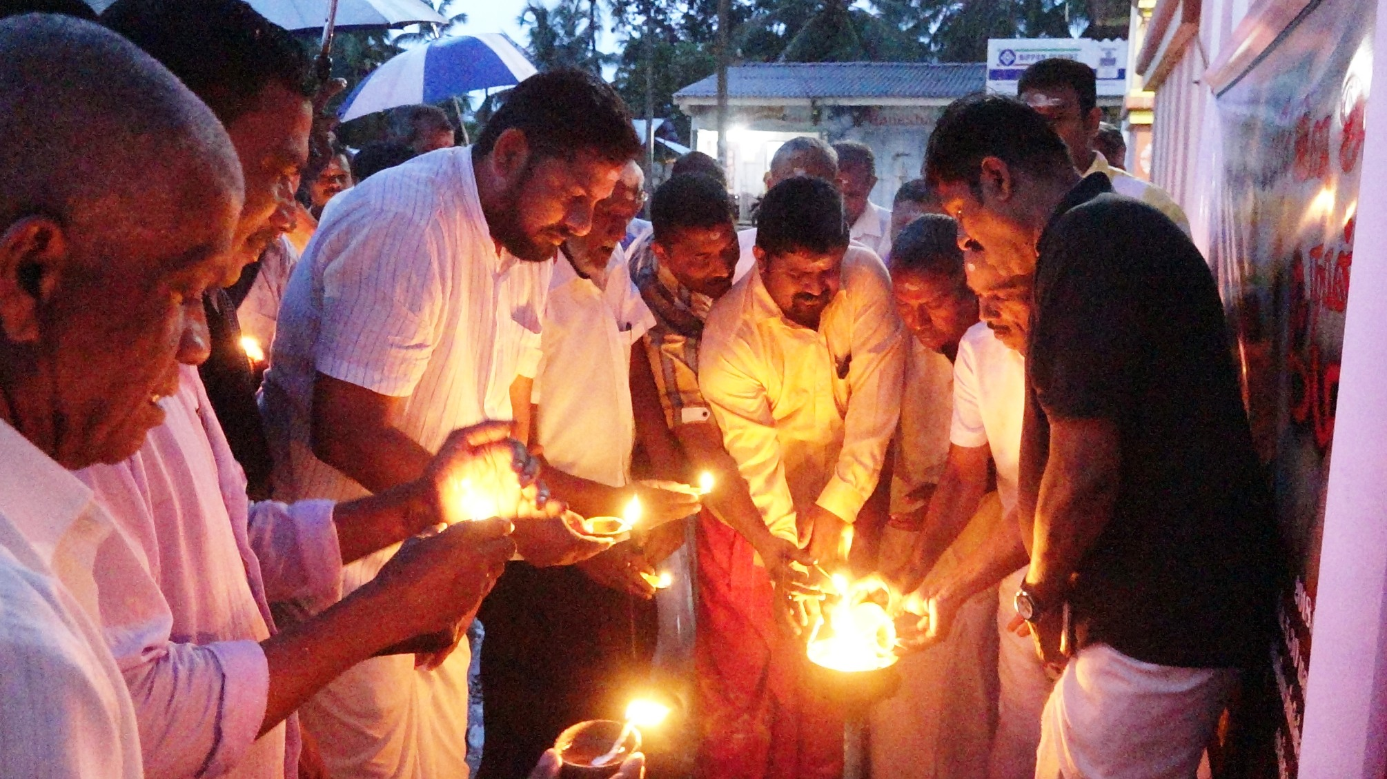 Vavuniya remembers massacre at Mullivaikkal | Tamil Guardian