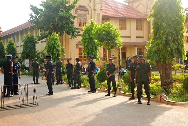 Jaffna university closed until further notice