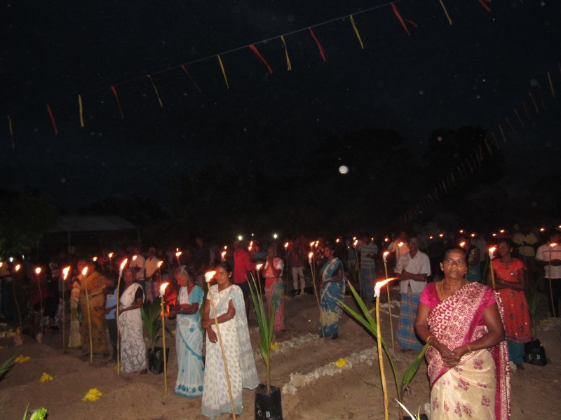 Maaveerar Naal commemorated across Batticaloa District