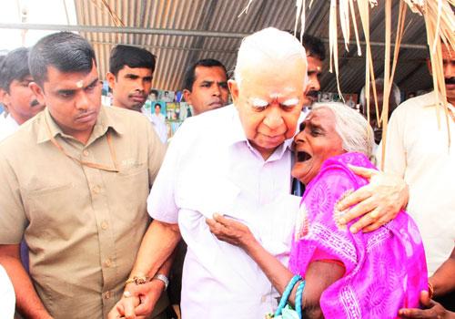 Image result for kilinochchi sampanthan visit