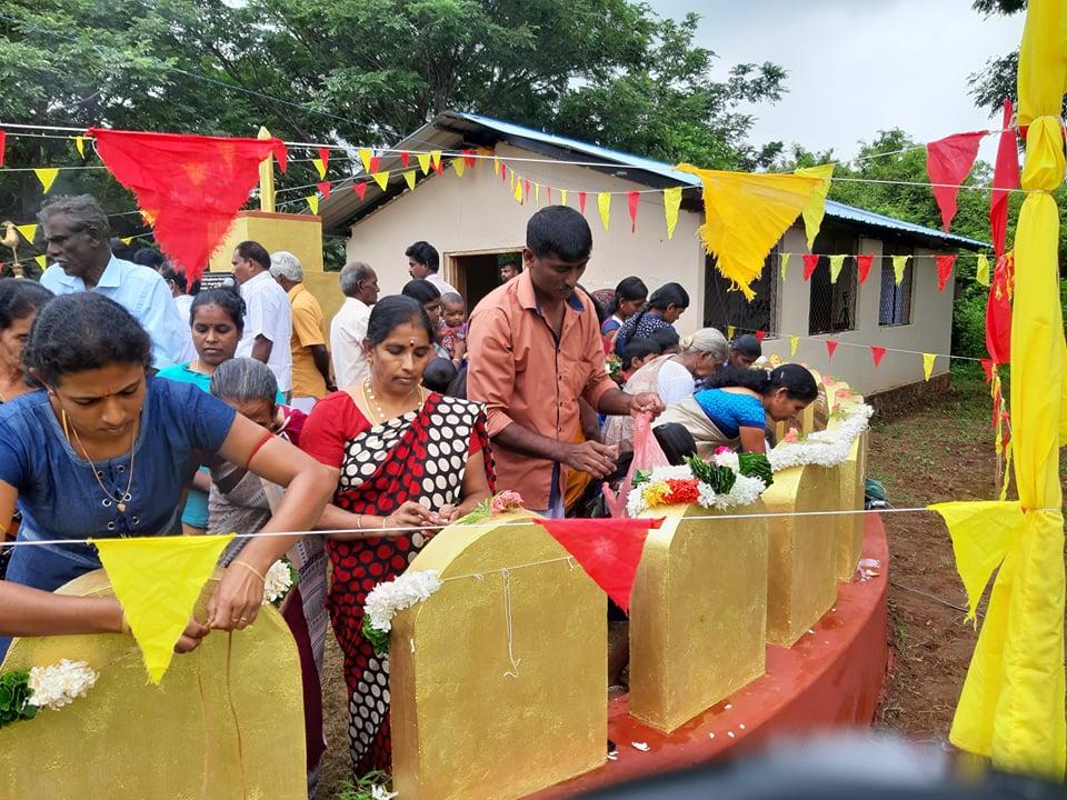 Othoiyamalai Massacre of 32 villagers in 1984 remembered, Tamil Guardian 4 December 2019