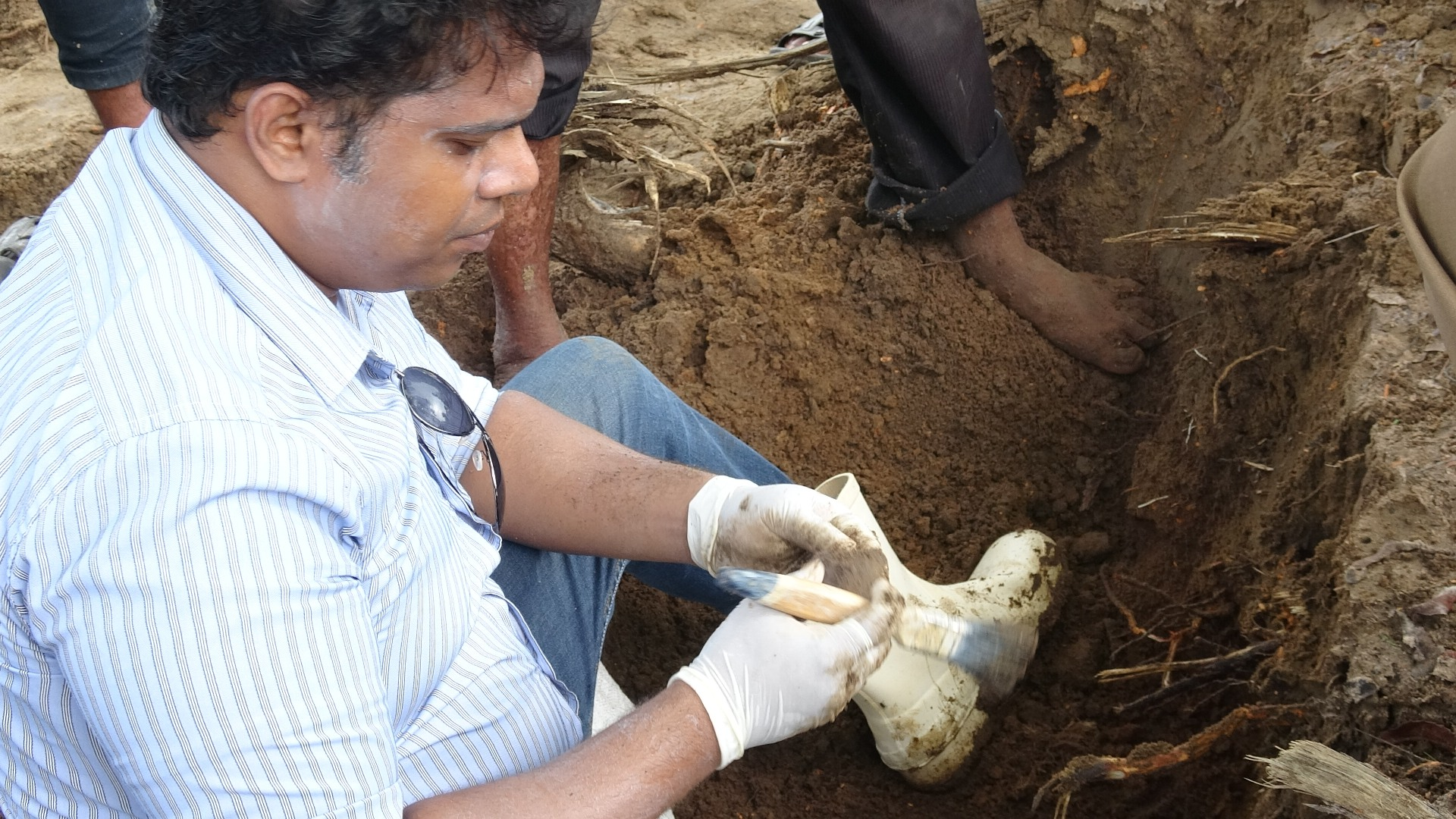 Sri Lanka Massacred Tens of Thousands of Tamils While the