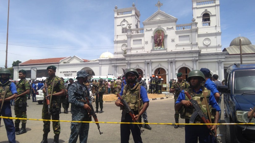At Least 137 People Reported Dead, Hundreds Injured In Sri Lanka Bombings