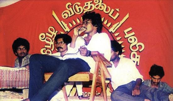 Thileepan, Hunger and Remembrance – Ilankai Tamil Sangam