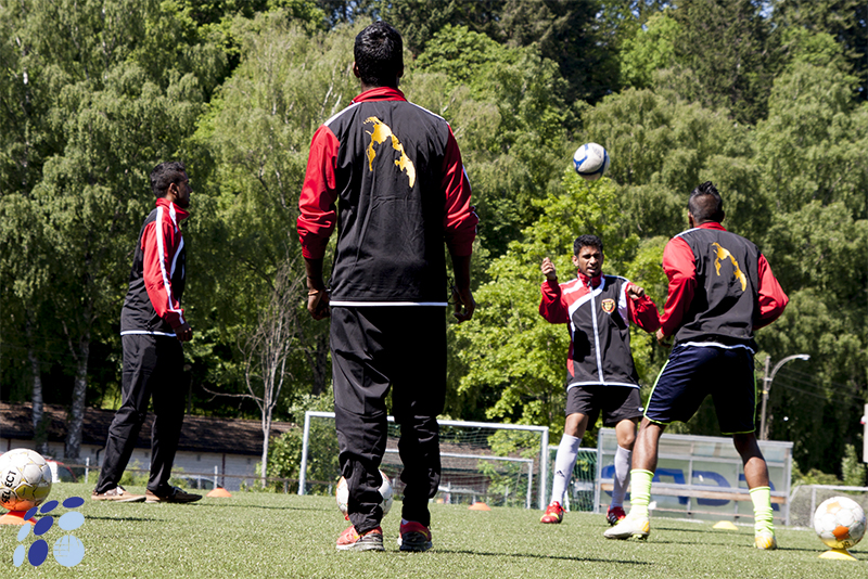 Tamil Eelam concludes training camp ahead of ConIFA World ...