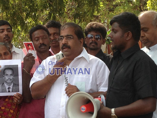 Mothers Of Disappeared End Symbolic Hunger Strike In Nallur Tamil