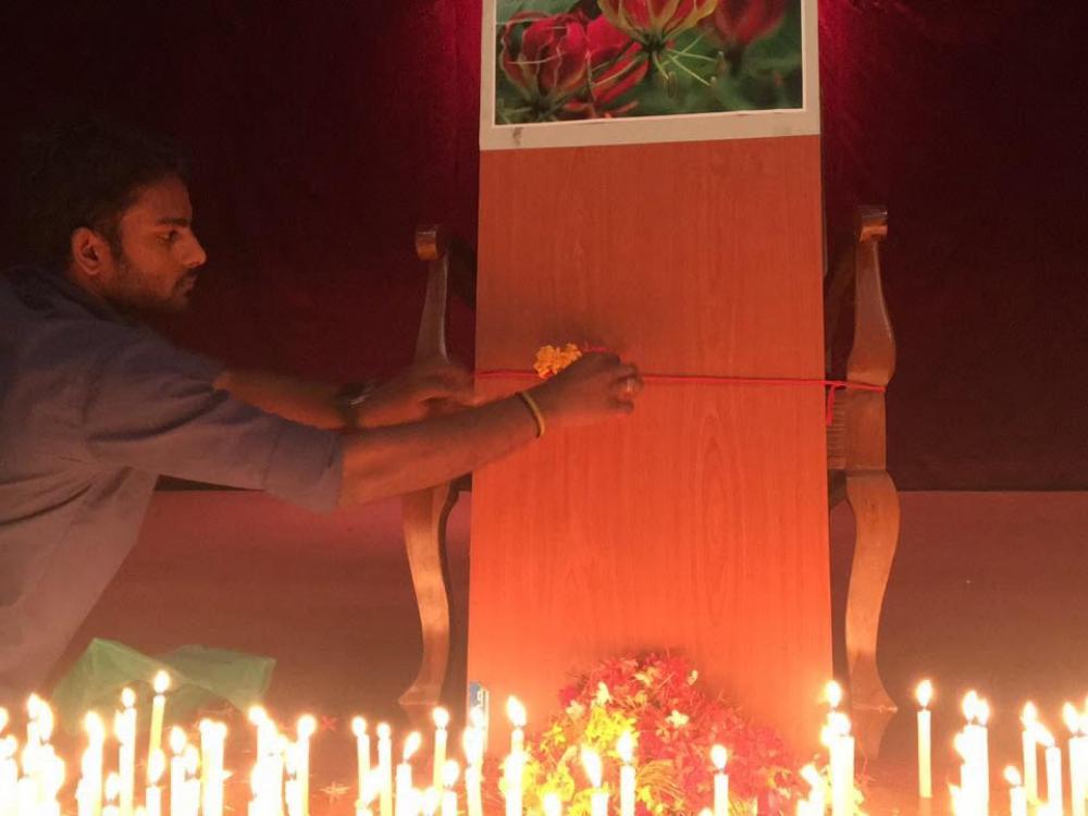 Jaffna uni marks Maaveerar Naal