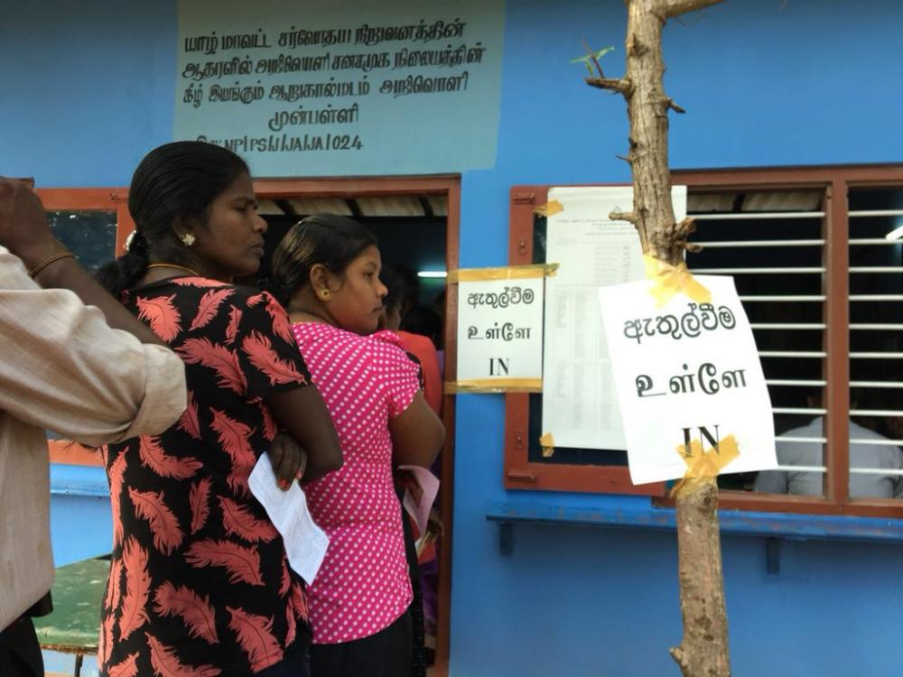Sri Lanka goes to polls in crucial vote